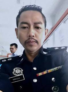 Inspektor Di Tahan Tembak Teman Wanita Di Serian