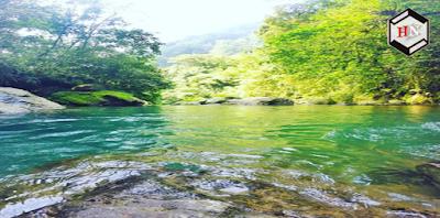 Welo River petungkriyono pekalongan