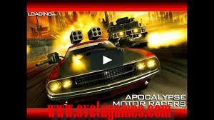 تحميل لعبة السيارات الحربيه المدمره Apocalypse Motor Racers