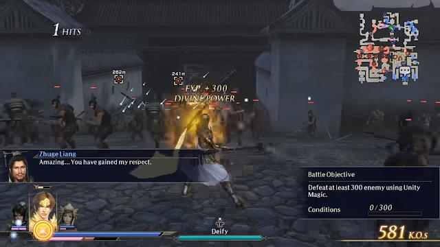download Warriors Orochi 4