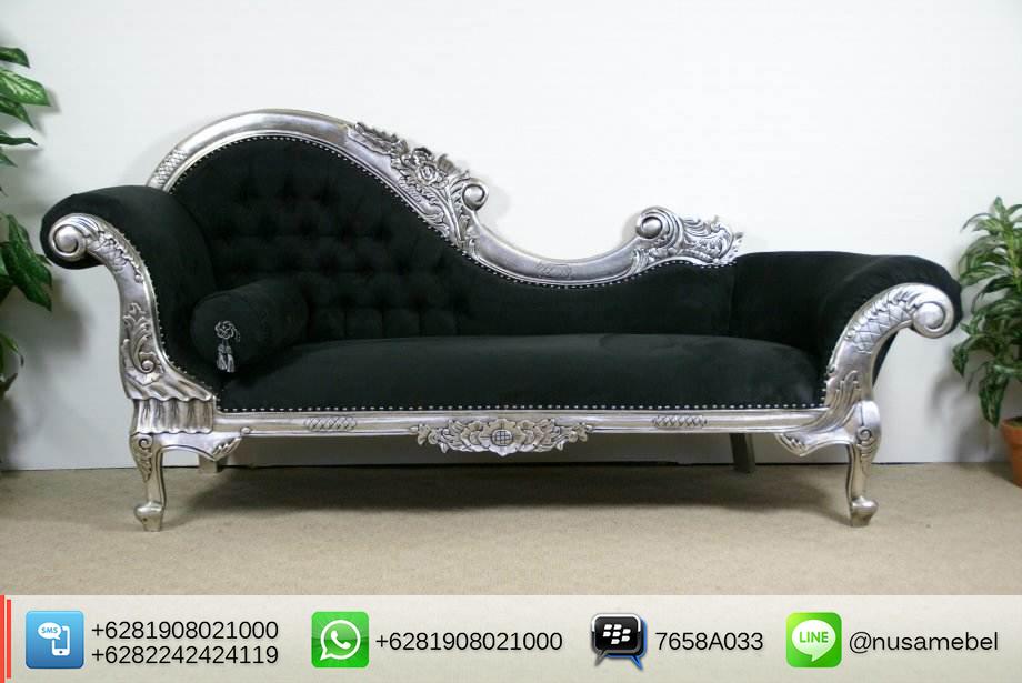 Beautiful Silver Wedding Sofa Lounge Elhuda