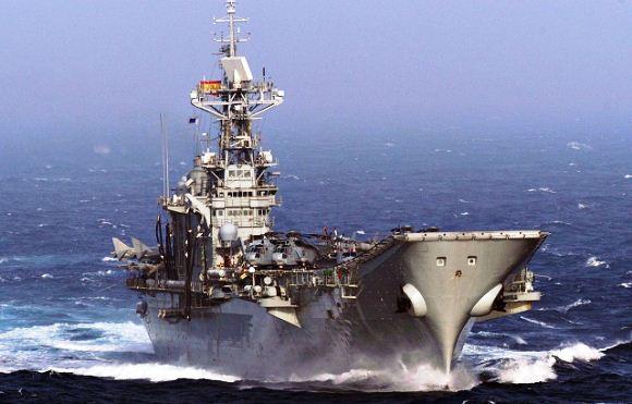 Kapal induk Spanyol Principe de Asturias