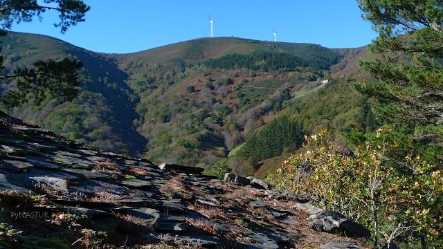 Mourelle - Ruta del Silencio - Asturias
