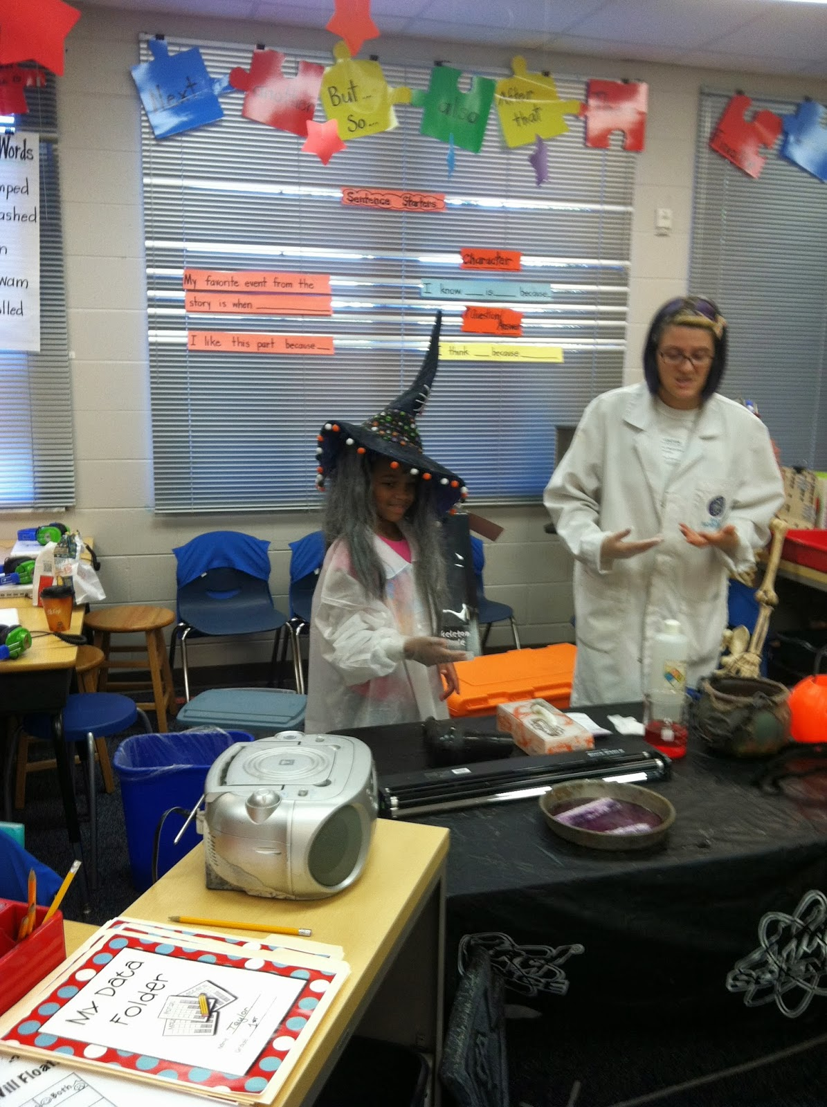 Kindergarten Boom Boom Another Awesome Mad Science Day