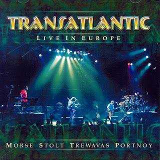 Transatlantic - Live Europe