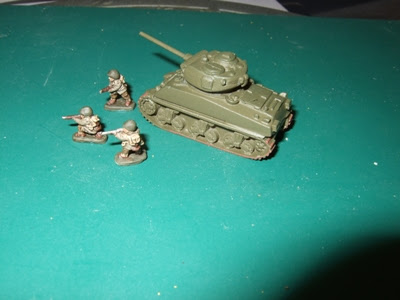 Sherman M4A3 Early 76mm
