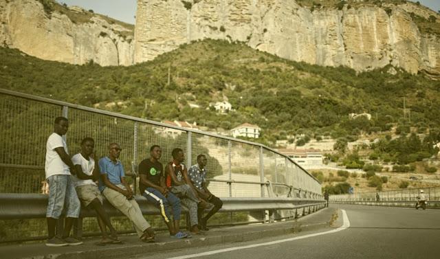 Non è vero che c'è un'invasione di migranti in Italia