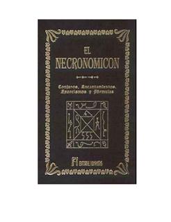 Descargar ebook pdf esotérico gratis El Necronomicon