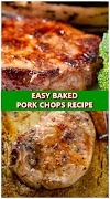 EASY BAKED PORK CHOPS RECIPE