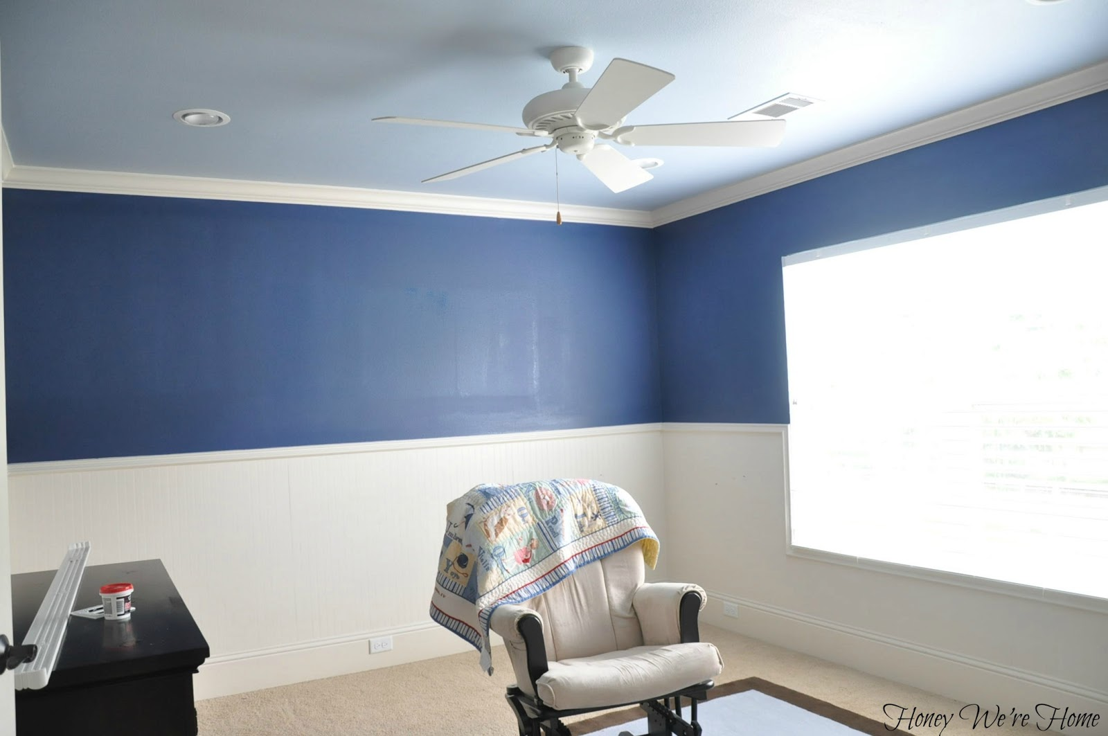 Big Boy Room Paint | Honey We're Home