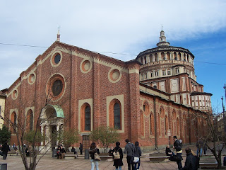 Photo of the Church of Santa Maria delle Grazie
