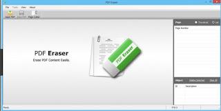 Programma PDF Eraser