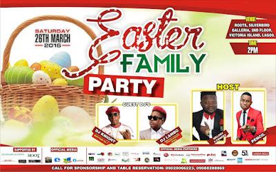 Easter Family party lagos nigeria