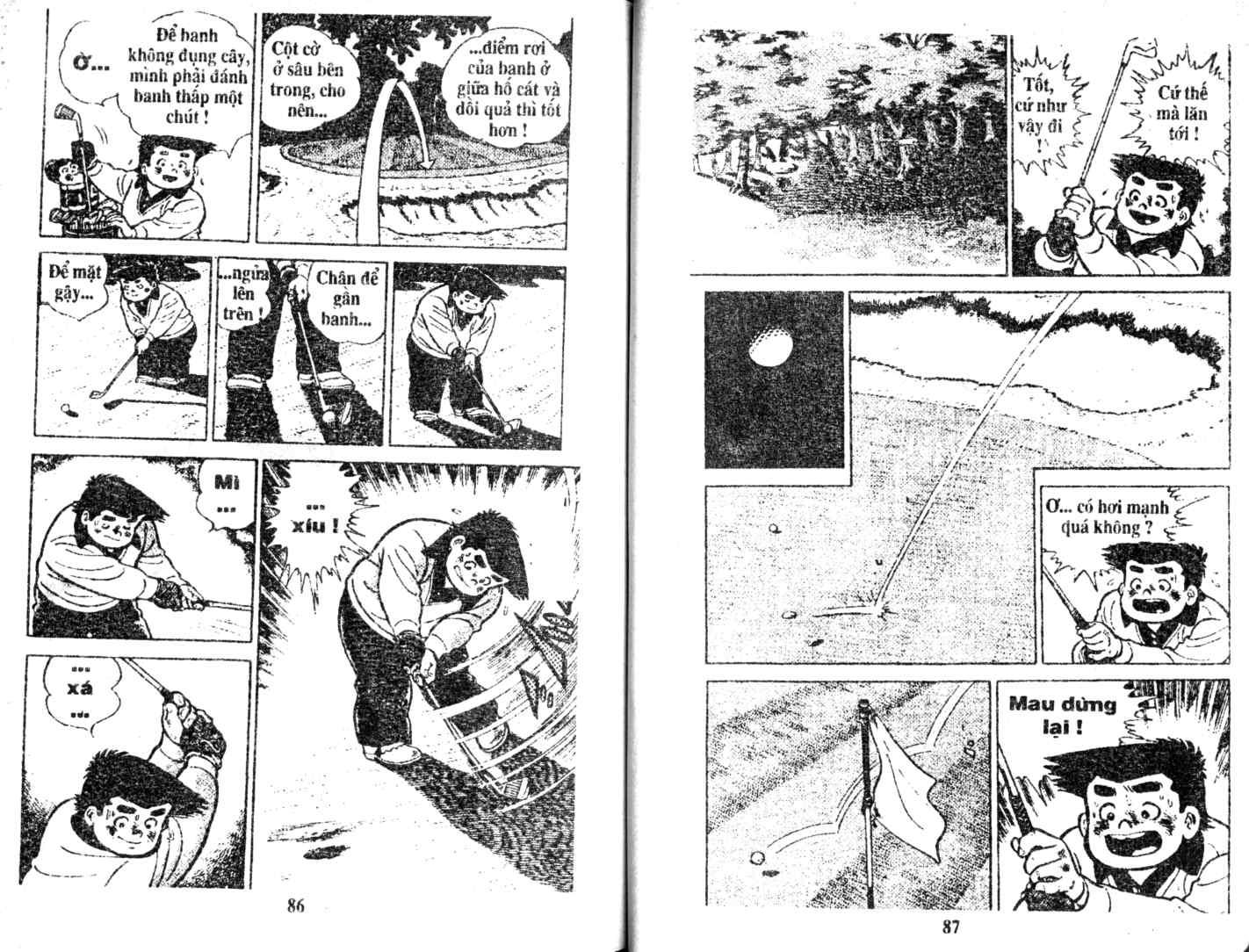 Ashita Tenki ni Naare chapter 15 trang 42