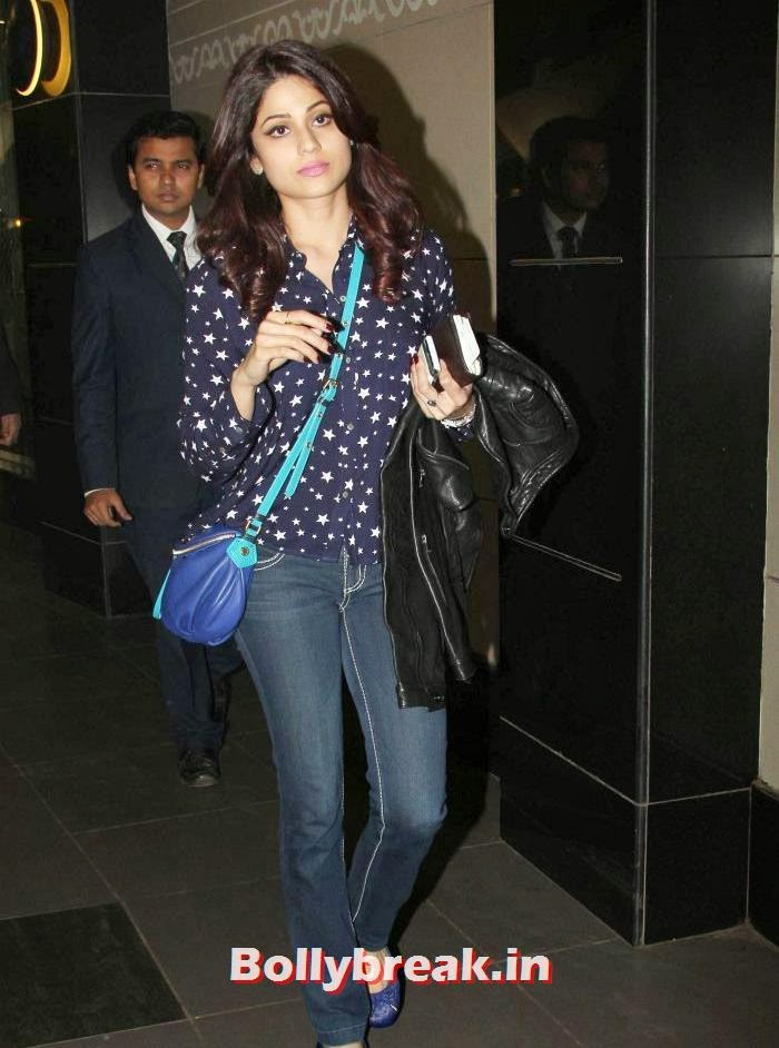 Shamita Shetty, New Year Celebrations: Various Celebs Snapped at Airport