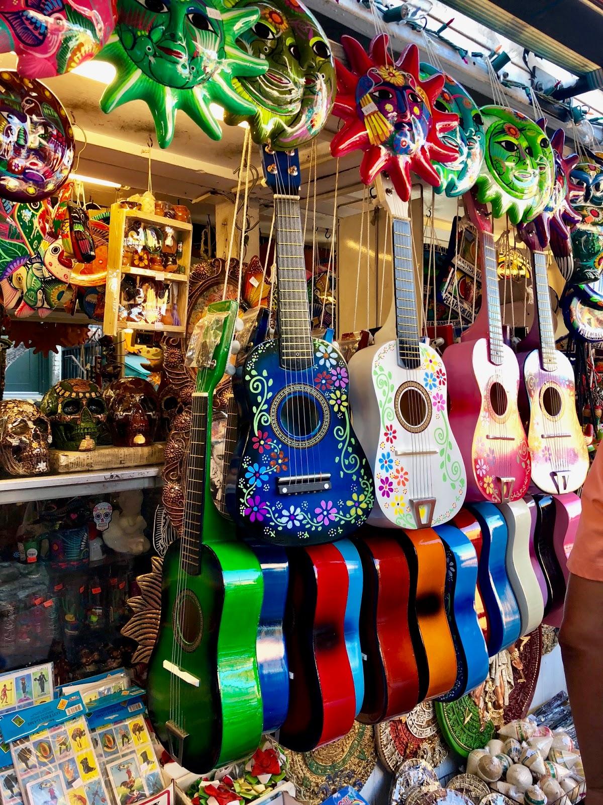 Olvera Street Shops - Life in Wanderlust