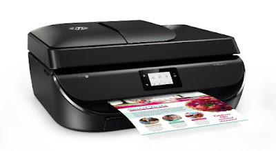HP OfficeJet 5252 All-in-One Printer Review - Free Download Driver