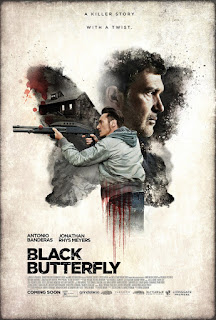 Black Butterfly Movie Poster 1