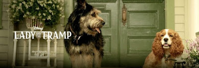 Primeira Imagem Oficial Revela os Protagonistas Caninos da Versão Live Action do Clássico A Dama e o Vagabundo