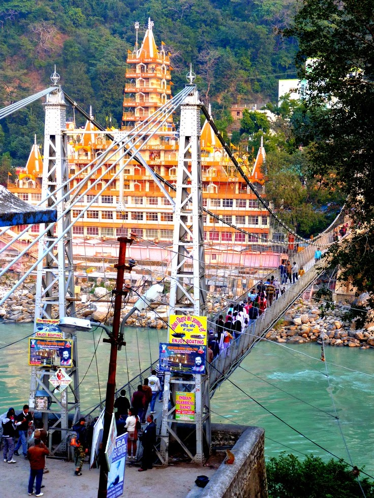 10 Best Backpacking Destinations in India | Rishikesh