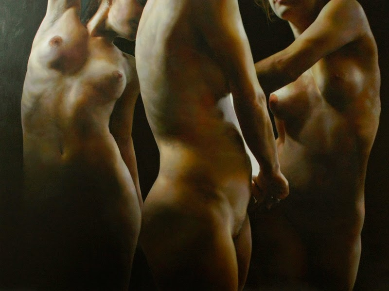 D.W.C. Wild Women - Painter Anna Wypych