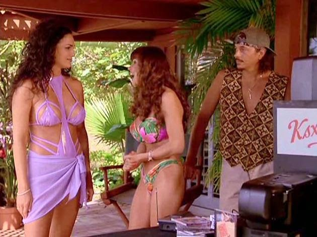Bikini nude strain julie