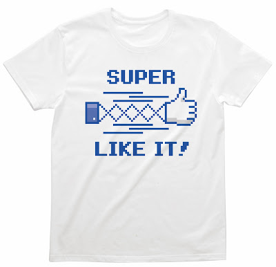 Pixel Party Boy「超いいね!」[Stylish unisex] 4.3oz | T-SHIRT COUNCIL