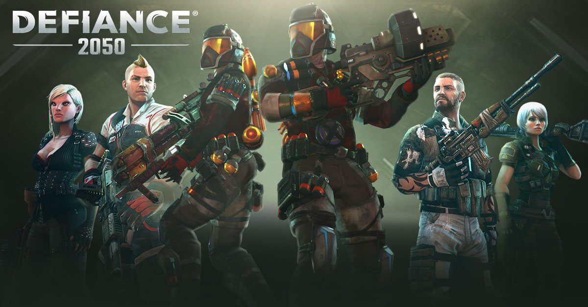 Defiance 2050 Video Game Available To Download Now For Free