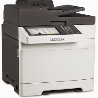 Download Driver Lexmark CX510DE Laser