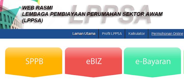 Rasmi - Jawatan Kosong (LPPSA) Lembaga Pembiayaan Perumahan Sektor Awam Terkini 2019