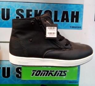 Daftar Harga Sepatu Sekolah Tomkins Terbaru Lengkap Dengan Gambar