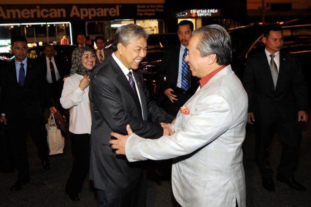 Ahmad Zahid Hamidi akan menggantikan Najib Razak di Perhimpunan Agung PBB tahun ini.