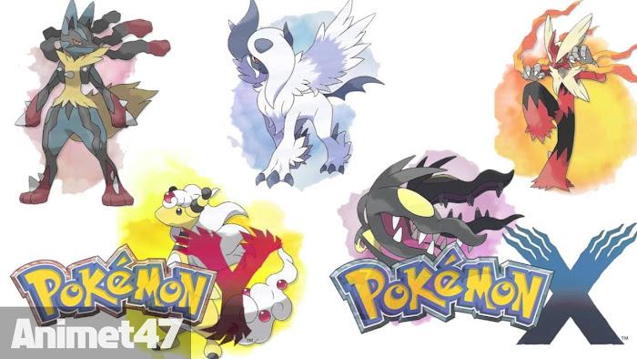 Ảnh trong phim Pokemon XY: Mega Evolution 1