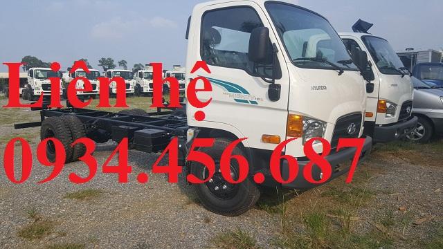 Hyundai HD110sl thùng bạt