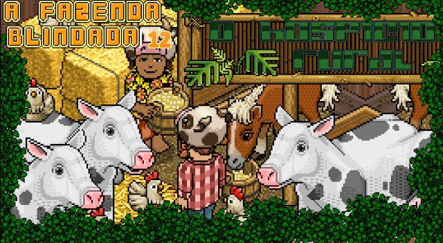 A Fazenda Blindada 12