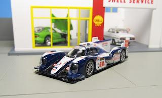 spark Toyota   Hybrid  Le Mans