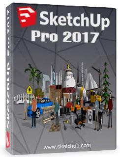 SketchUp Pro 2017 17.1.174 + V-Ray 3.40 Download