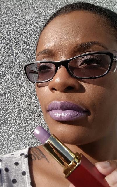 Free Spirit Cosmetics 'LolaPop' swatch www.modenmakeup.com