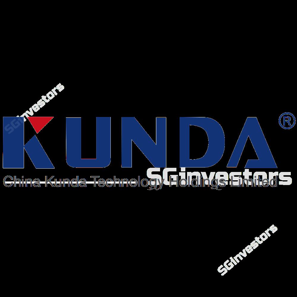 CHINA KUNDA TECH HOLDINGS LTD (SGX:GU5) @ SGinvestors.io