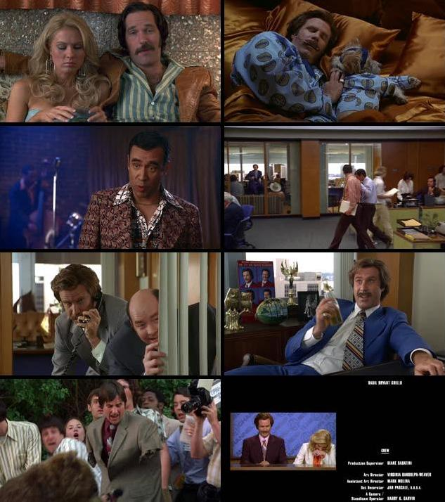 Anchorman The Legend Of Ron Burgundy 2004 Extended Dual Audio Hindi 720p BluRay