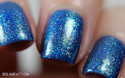 Sayuri Nail Polish Mmmarshmallow | Polish Pickup May 2018