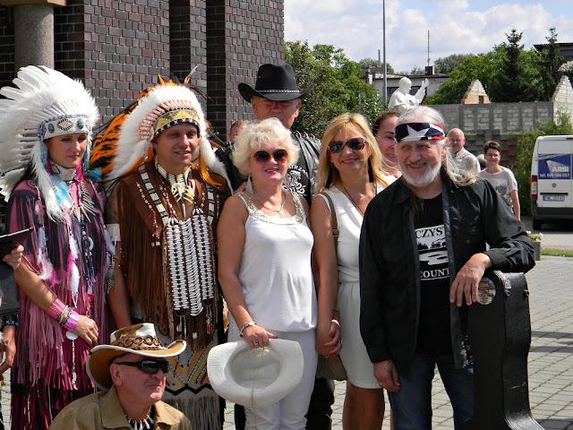 podczas festiwalu country w Wolsztynie wystąpił też Lonstar