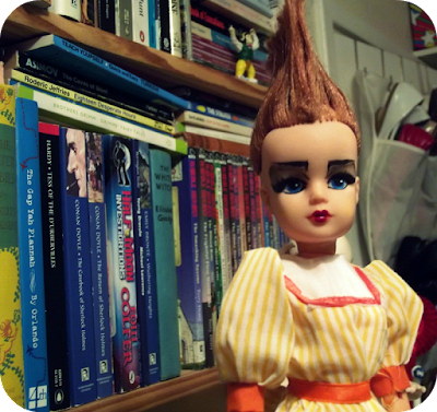Punk Sindy doll