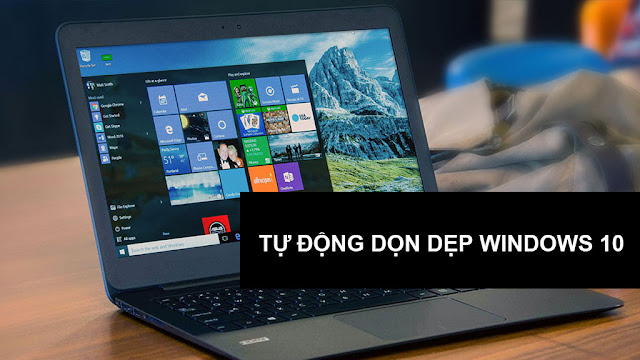Tự động dọn dẹp ổ cứng hàng ngày trên Windows 10