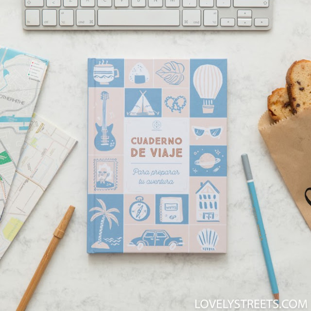 mr wonderful quaderno da viaggio