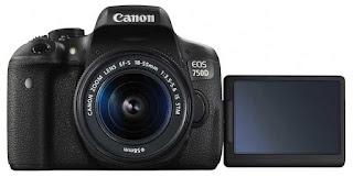 Spesifikasi Dan Harga Kamera Canon EOS 750D
