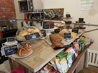 Gloof, the new 100% gluten free coffee shop in Soham