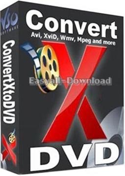 VSO ConvertXtoDVD 6.0.0.72 [Full patch] โปรแกรมแปลงไฟล์วีดีโอลงแผ่น DVD