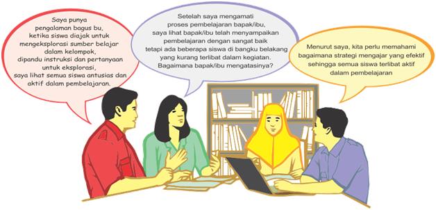 Umpan Balik Supervisi Akademik Al Maududy