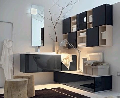 Muebles De Bao Modernos Italianos Great Muebles Para Banos Modernos - Baos-de-diseo-italiano